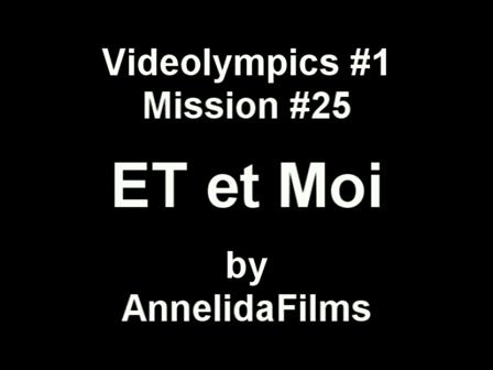 Videolympics 01.25: ET et Moi