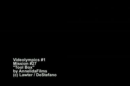 Videolympics 01.27: Tool Box