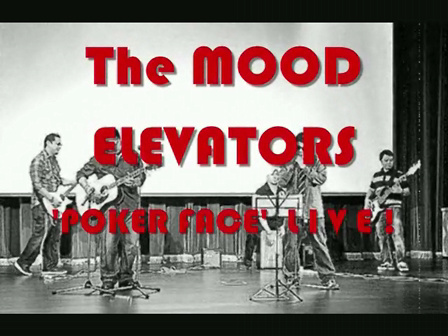 POKER FACE LIVE by Ferdz and The Mood Elevators