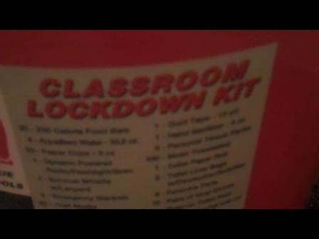 Classroom Lockdown Kit