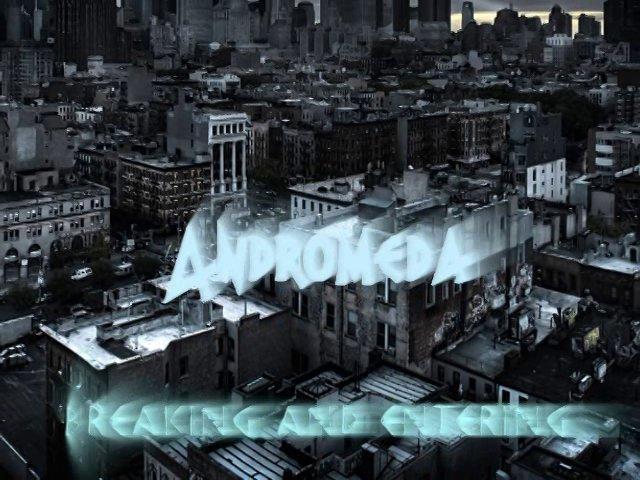Andromeda 2015