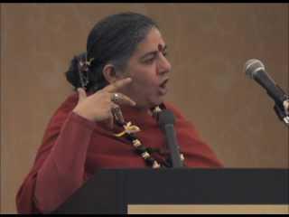 Vandana Shiva: The Future of Food and Seed