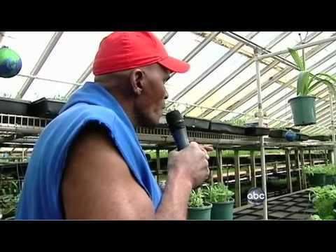 'Good Food Revolution' - Urban Famer Gets Attention of White House