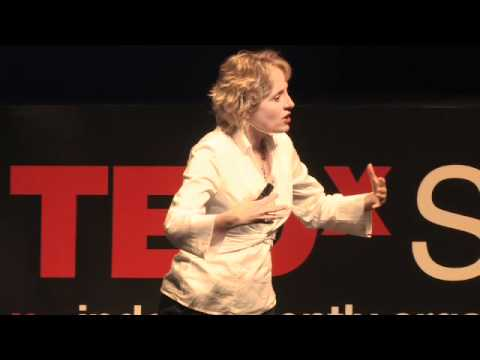 TEDxSanAntonio Holly Hirshberg Pamela Price Fighting Hunger One Vegetable at a Time