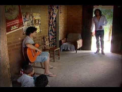 Pepe Moreno - Cego e Pai de três Filhos aleijados