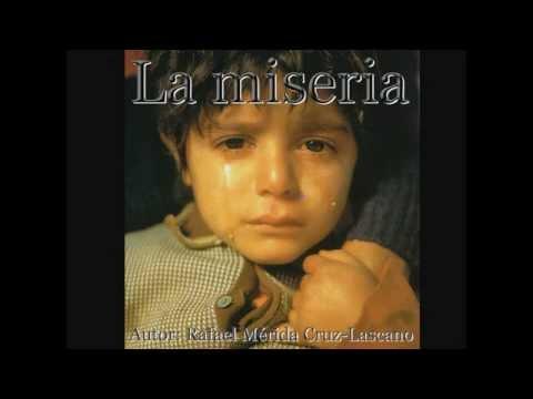 "Libra *M*... Recitando el poema "" La miseria"" de Rafael Mérida Cruz-Lascano"