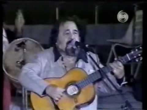 """Horacio Guarany - """"Recital a la paz"""" (En vivo Cosquin)"""