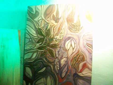 Por Manuela Cesaratto Muestra Encontrarte en Planeta Azul Bell Ville