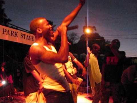 OTB ENT. @ Perry, Ga first music festival (mojo)