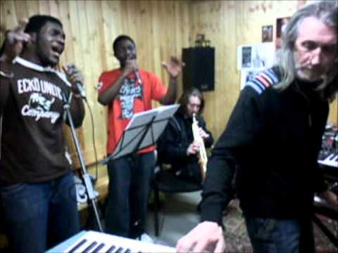 B&TheBand (studio) - Jam