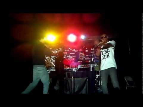 BandzUp & Osage Show at Club Earth