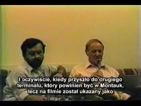 """Montauk i eksperyment Filadelfia (1/13) - trzeci """"podziemny"""" wywiad z Alem Bielekiem"""