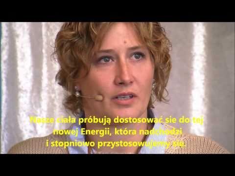 Keisha Crowther mówi o roku 2012. Listopad 2010 [ HD ] [1080p]