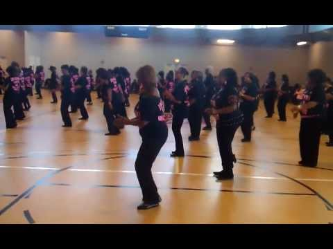 Bikers Shuffle @ Breast Cancer Awareness week