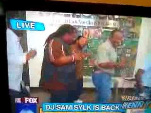 The Sylky Slide by Dj Sam Sylk, K 2The D & Big Mucci on Fox 8 News
