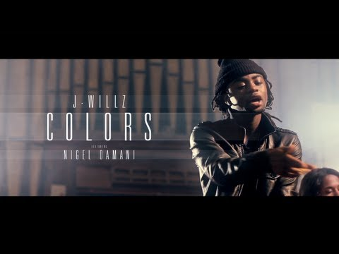 J-Willz - Colors Ft. Nigel Damani (Official Video)