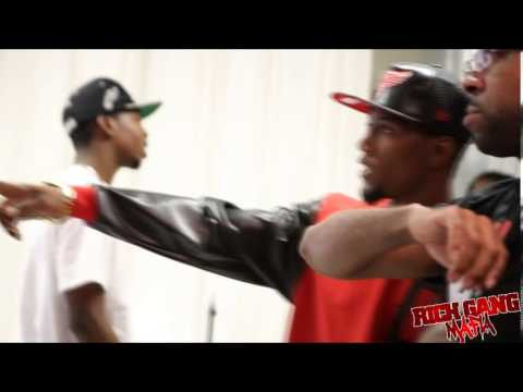 Gary Meadows BTS Photoshoot full 24 @richgangmafia @cakemixxllc