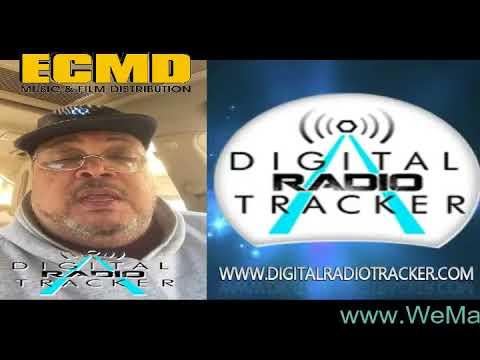ECMDradio - DRT - Digital Radio Tracker - WeMakeSuperStars.com