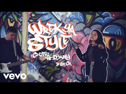Chiemi - Wrek Ya Style (Official Music Video)