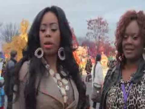 THE AYESHA SIMMONS SHOW LOVE & HIP HOP CAST GLOBAL WINTER WONDERLAND IN ATLANTA 2013