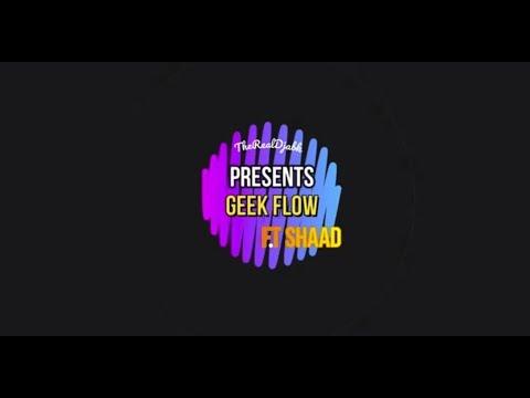 TheRealDjabk featuring Shaad - GEEK FLOW [MASTERED]