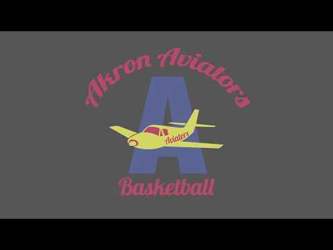 Akron Aviators vs Baltimore Hawks Commercial (Professional Basketball)