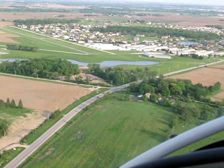 C77 Landing