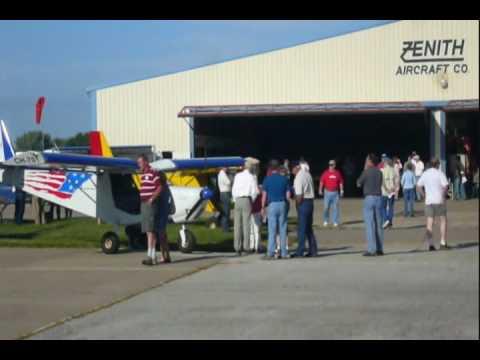 Zenith Aircraft Open Hangar Day Fly-In - September 2009