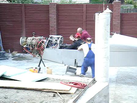 First engine start