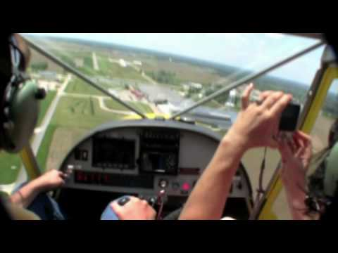 Elisabeth's STOL CH750 Demo Flight