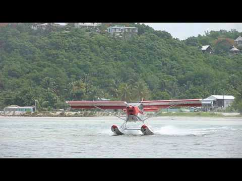 Flying the STOL CH 701