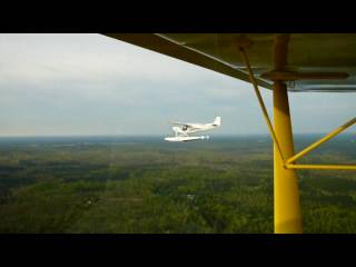 Air-to-air: Flying the STOL CH 750 to Sun'n Fun with the STOL CH 701 amphib