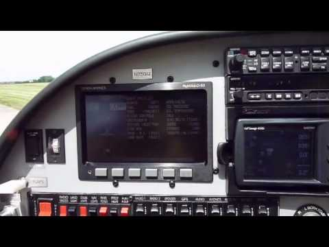 Instrument Panel, as equipped on the STOL CH 750 factory demonstrator aircraft