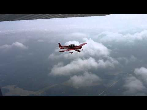 Flying the CH 650 B light sport aircraft