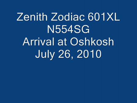 Oshkosh2010Arrival