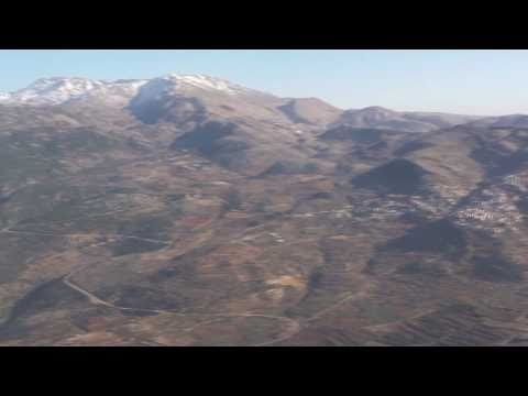 STOL Flying: Golan Heights