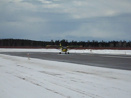CH701 Take Off