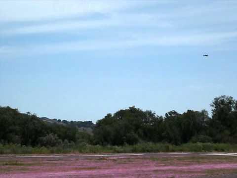 Extreme STOL Flying at QSP - May 2011