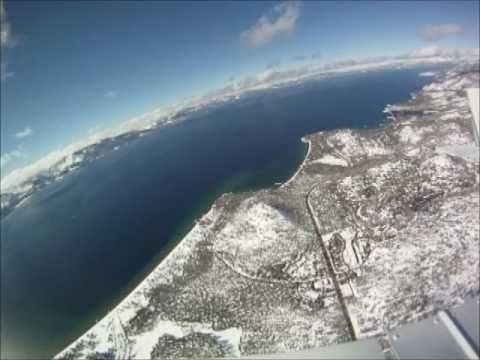 Flying three Zeniths at Lake Tahoe