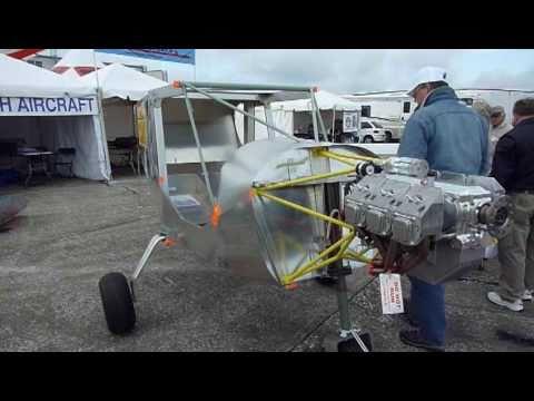 STOL CH 750 Quick Build Kit at Sebring LSA Expo
