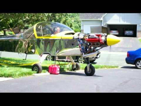 CH 650: Corvair Ground Run