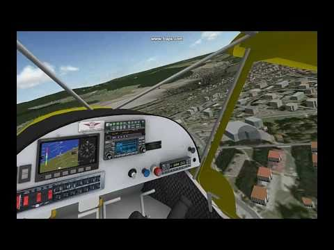 Flying the STOL CH 750 in X-Plane
