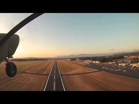 9th flight in the STOL CH 701