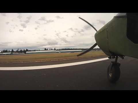 Short Landing And Exit From Runway