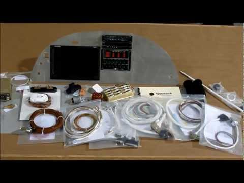 Instruments and Avionics Kit with Dynon SkyView