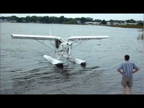 Float flying at Jack's Seaplane Base