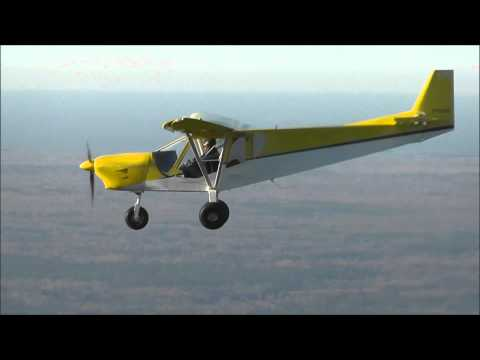 Cross Country Flight to Sebring 2012 with the Zenith STOL CH 750