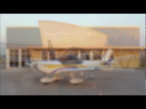 UL Power firewall-forward engine installation on the Zenith CH 650