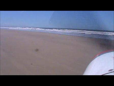 Beach Flying: Zenith STOL