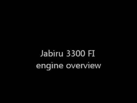 Jabiru 3300 fuel injected engine - Zenith Aircraft Builders